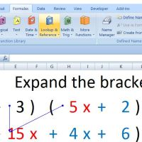 Algebra - expand three brackets