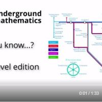 Underground Maths: Prepare for the new A Level