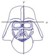 Darth Vader on Wolfram Alpha
