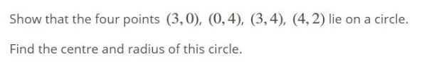 4-points-on-circle