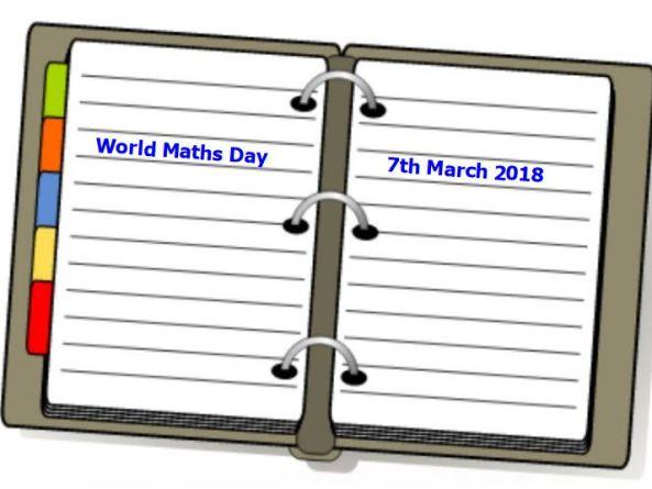 WorldMathsDay 2018
