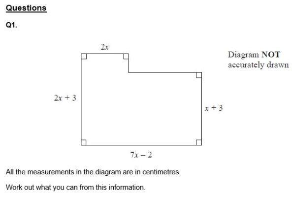 Algebra - goal free