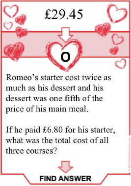 Valentine's Treasure Hunt
