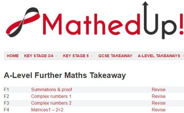 M Ladak Further Maths