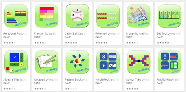 mathies apps