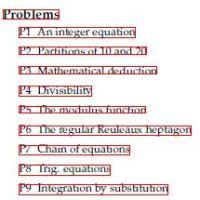 Challenging Mathematics Questions