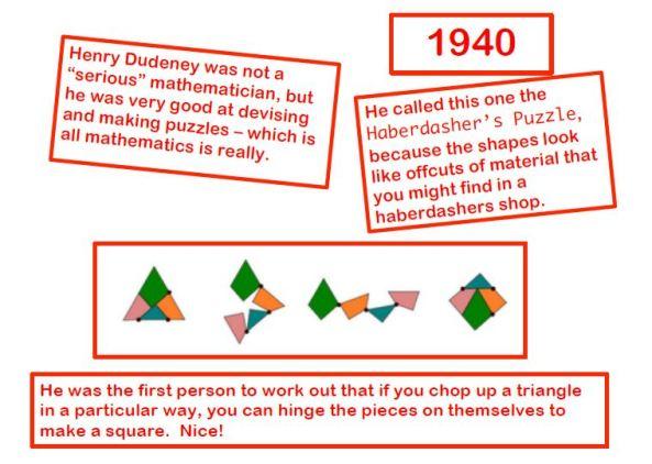 M Horley timeline 1940
