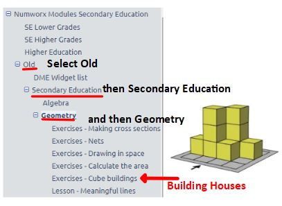 Find Building Houses