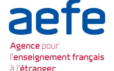 M. le Directeur de l'AEFE écrit aux parents d'élèves