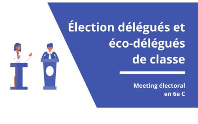 Election délégués