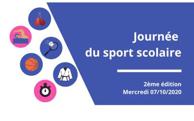 2ème édition : Journée du sport scolaire
