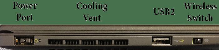 X1 Carbon Visual Tour Instructional Technology Group