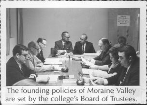 First Board of Trustees