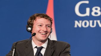 Mark Zuckerberg Announces He's Going to Be a Dad
