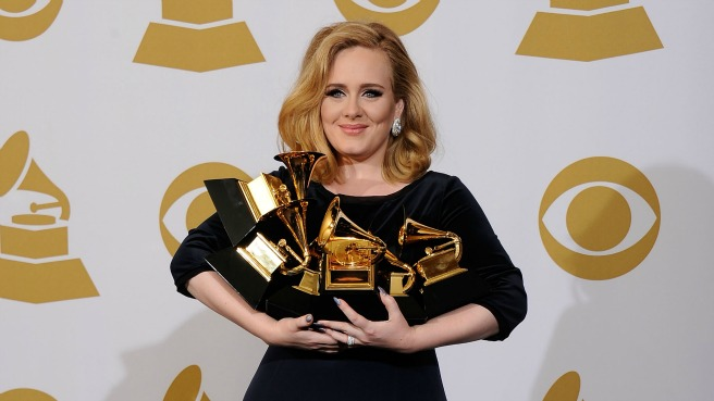 adele grammy nominations 2016
