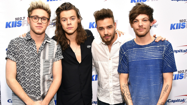 one direction most retweeted twitter 2015
