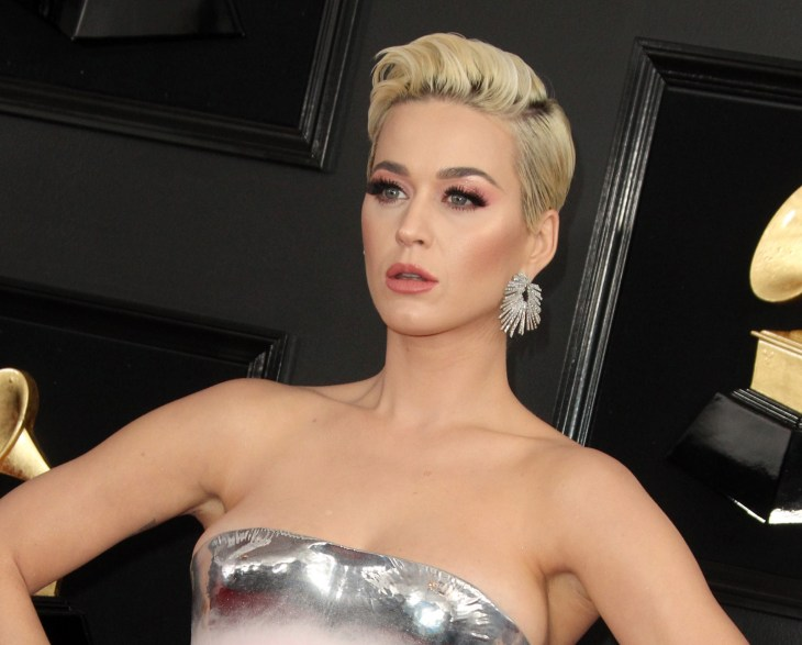 Katy Perry 2019 Grammys and dating history