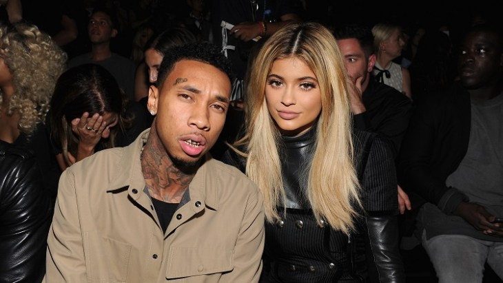 Kylie Jenner and Tyga Engagement