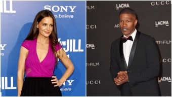 Jamie Foxx and Katie Holmes Are Engaged and Tom Cruise Approves!