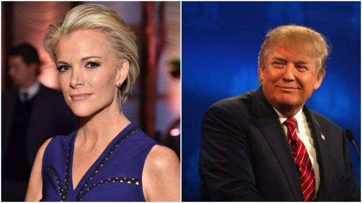 Megyn Kelly thinks Donald Trump might have hired someone to poison her
