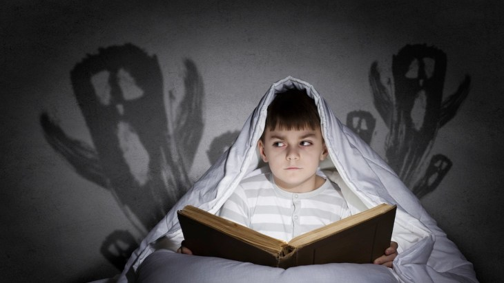 Best books to get you in the halloween spirit