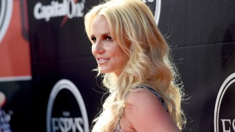 Britney Spears' Flower Painting From Her Iconic Instagram Video Just Sold For $10,000