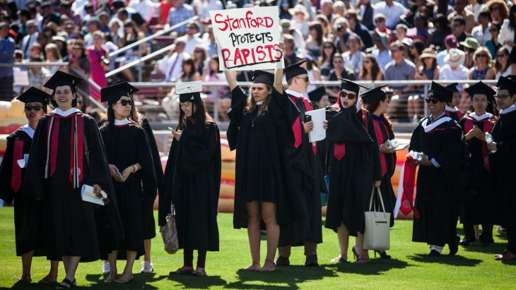 Stanford Rape Survivor Woman Of The Year