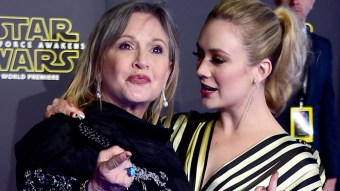 Carrie Fisher's Daughter Finally Breaks Silence About Losing Her Mom & Grandmother