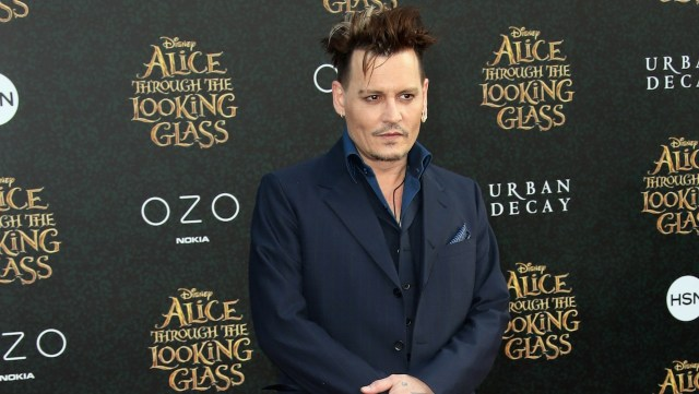 Johnny Depp Forbes Most Overpaid Actor 2016