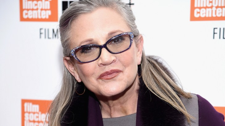 Carrie Fisher Death
