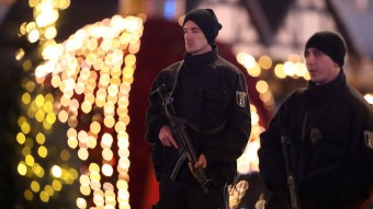 A Truck Drove Through a Crowded Christmas Market in Berlin as an Attack From ISIS