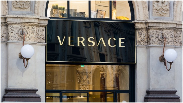 Versace Racism Claims