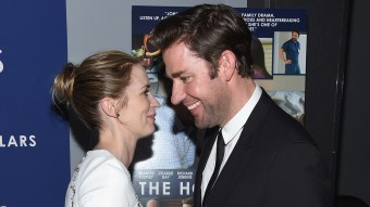 Emily Blunt & John Krasinski Offer A Double Date In This Adorable Video