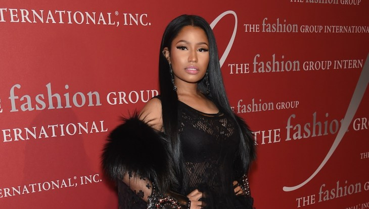 Nicki Minaj Burglary