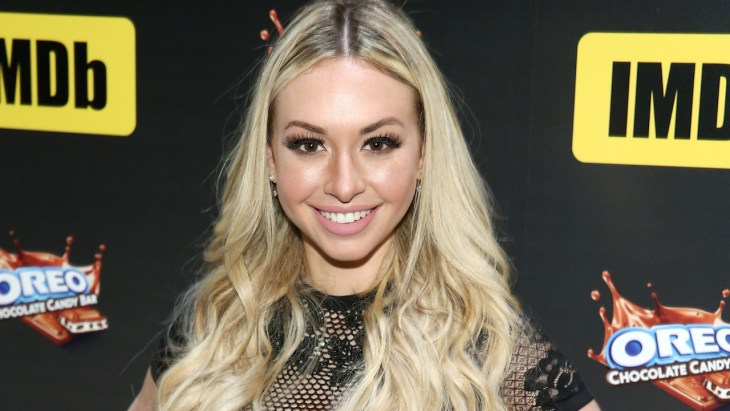 Corinne Olympios Bachelor Details
