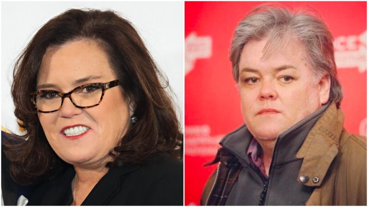 Rosie O'Donnell: Steve Bannon Twitter Profile Photo