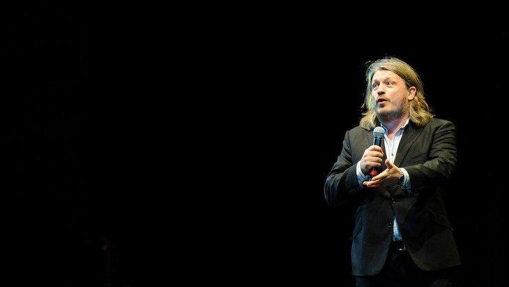 Richard Herring International men's Day