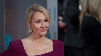 J.K. Rowling Wrote A Secret Book On A Party Dress