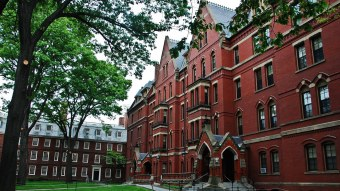 Harvard Is Sued For Its Single-Sex Sanction By Greek Houses