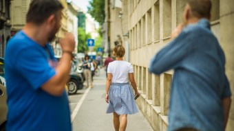 Catcalling Is About To Become Illegal In France