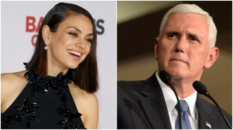 Mila Kunis Set Up A Monthly Donation To Planned Parenthood In Mike Pence's Name