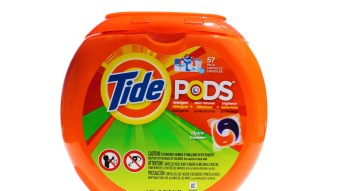 The Government Is Now Warning People To Stop Eating Tide Pods