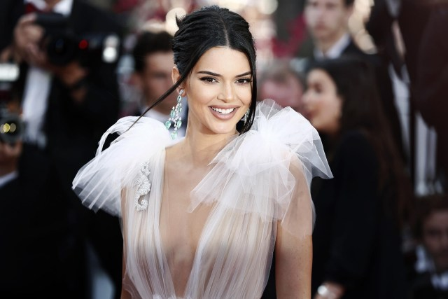 Kendall Jenner at the 2018 Cannes Film Festival