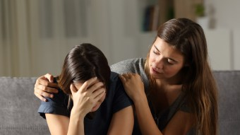 Sticky Situation: How To Tell a Friend You're Worried About Them