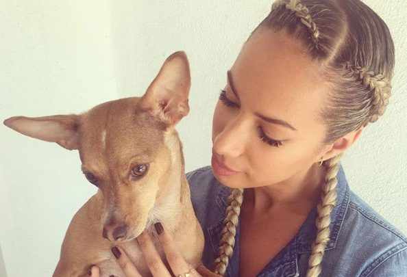 """Oscar-winning Canadian actor Anna Paquin and British singer Leona Lewis have joined Cruelty Free International in urging governments worldwide to end the use of stray and shelter dogs in experiments. Around the world, stray and shelter dogs are suffering in laboratories and educational facilities, where they are being used in experiments and for harmful teaching practices at human and veterinary medical schools. Leona Lewis, who won the third series of the X-Factor UK and is currently starring in hit musical Cats on Broadway, said: """"I am delighted to support Cruelty Free International with the launch of its global campaign to raise awareness of the use of stray and shelter dogs in experiments. It is unacceptable for dogs to still be suffering in laboratories and the time is right for this important issue to be placed on the public and political agenda in countries around the world."""" Anna Paquin, well-known for her roles in the X-men films and TV series True Blood, said: """"Dogs belong in loving homes not laboratories. Please join me in supporting the Cruelty Free International campaign to end the use of dogs in cruel experiments across the world."""" The campaign, launched this month, has already received celebrity support from Canadian actor Eric McCormack (Will & Grace), US actors Seth Gilliam (The Wire, The Walking Dead), Lou Diamond Phillips (La Bamba) and Danny Trejo (Breaking Bad, Sons of Anarchy), US TV personality Cat Greenleaf, UK musician Kate Nash and Cruelty Free International Global Ambassador, international superstar violinist Vanessa-Mae. Featuring: Leona Lewis When: 16 Jun 2016 Credit: Cruelty Free International/Supplied by WENN.com **WENN does not claim any ownership including but not limited to Copyright, License in attached material. Fees charged by WENN are for WENN's services only, do not, nor are they intended to, convey to the user any ownership of Copyright, License in material. By publishing this material you expressly agree to indem"""