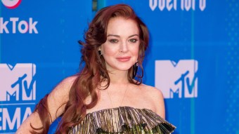 "LISTEN: Lindsay Lohan Releases New Song ""Back To Me"""