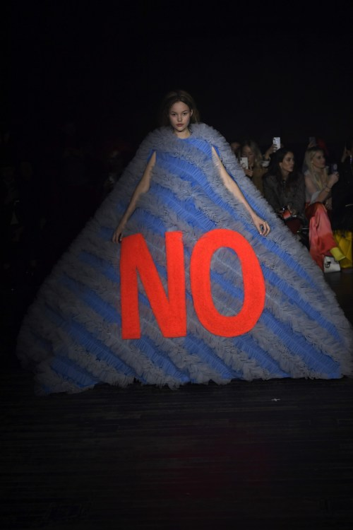 Viktor & Rolf no Couture Dress