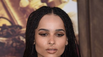 Zoe Kravitz Opens Up About Decade-Long Eating Disorder