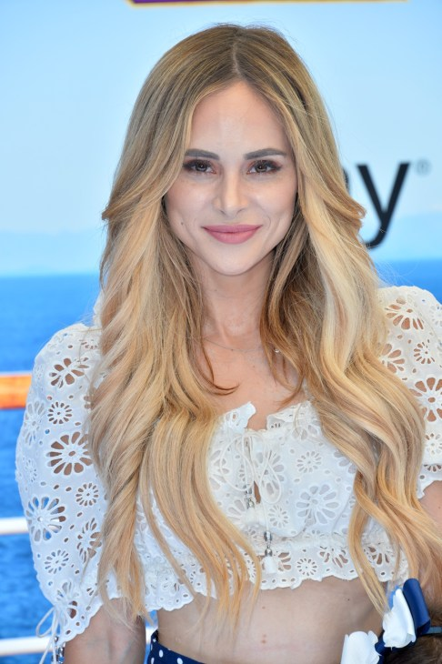 """June 30, 2018: Amanda Stanton at the world premiere for """"Hotel Transylvania 3: Summer Vacation"""" at the Regency Village Theatre"""