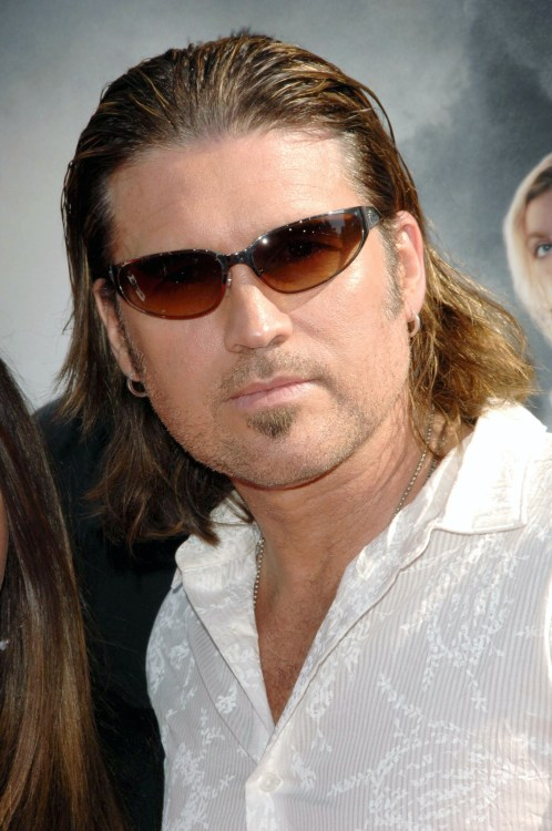 Billy Ray Cyrus at primmer of Harry Potter and the Order of the Phoenix 2007
